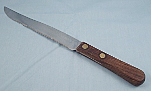 Vintage Kitchen Knife - Pat. No. - Little Injun