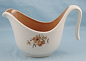 Taylor Smith & T - T S & T - Wood Rose - Creamer/ Cream Pitcher