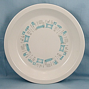 Royal China - Blue Heaven - Pie Serving Plate