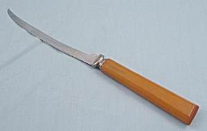 Henry's Stainless - Bakelite Handle - Tomato & Steak Knife