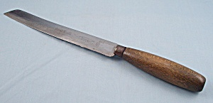 Vintage Bread Knife - Mottershaw & Rowe