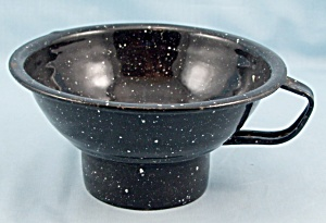 Graniteware / Canning Jar Funnel/cup