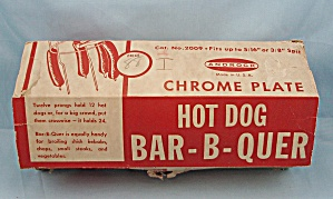 Androck - Hot Dog Bar-b-quer - Grill Accessory - Original Packaging