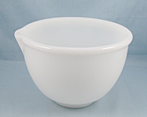 Glasbake For Sunbeam - Mixing, Batter Bowl, Spout #2