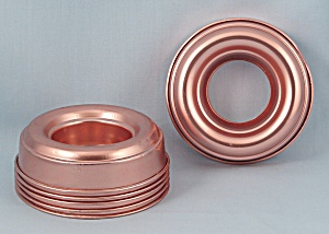 6 - Small Copper Ring Molds
