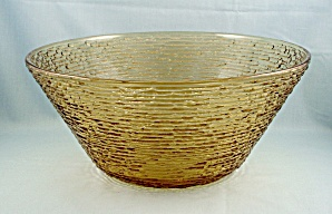 Soreno - Large 4-qt. Bowl - Honey Gold