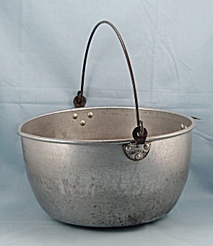 Wear-ever - Aluminum Preserving Kettle - 1919