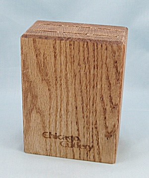 Chicago Cutlery - Wood Knife Block - Small / 6 Slots