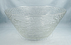 Soreno - Large 4-qt. Bowl - Crystal