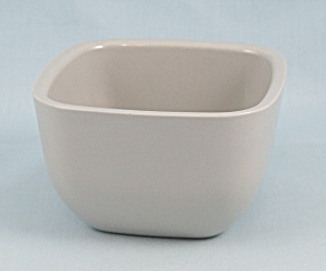 Arrowhead - Brookpark Pattern, Gray - Open Sugar Bowl
