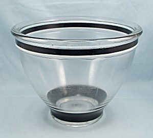 Kitchen Aid - Mixing Bowl -threaded Locking - Black, White, Clear