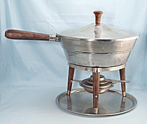 Danish Modern - Chafing Dish Set - Royale'