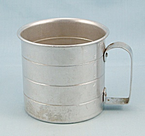 Aluminum Measuring Cup, 1-cup Size