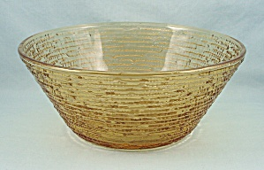 Soreno - Salad Bowl - Honey Gold