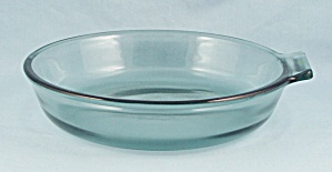 Flameware 817 B - Blue Tint, Glass Skillet E00 - Pyrex