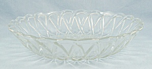 Pretzel - No 622, Indiana Glass - Soup Bowl