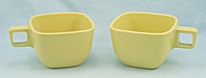 Two Brookpark Chartreuse - Square Cups