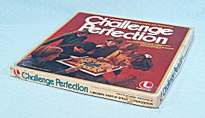 Challenge Perfection Game, Lakeside, 1978