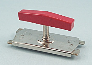 Top Off - Edlund Co. - Jar And Bottle Screw Top Opener , Red Handle