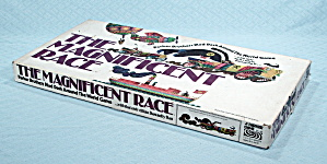The Magnificent Race Game, Parker Brothers, 1975