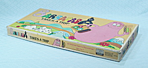 Barbapapa Takes A Trip Game, Selchow & Righter, 1977