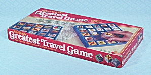 The World's Greatest Travel Game, J & J Company, 1980