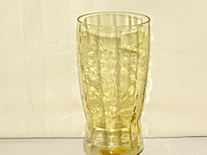 Amber Madrid 12 Oz Flat Ice Tea Tumbler