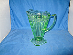 Green Adam Depression Pitcher
