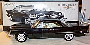 1957 Chrysler 300c 1:18th By Ertl Collectibles