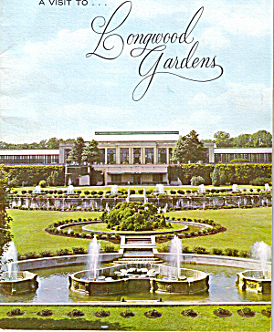 A Visit To Longwood Gardens Booklet Bk0170