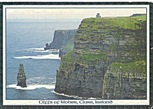 Cliffs Of Mober County Clare, Ireland