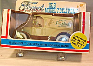 1913 Ford Model T Delivery Coin Bank