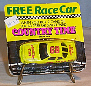 #68,diecast 1:64 Country Time Drink Mix Promo Package