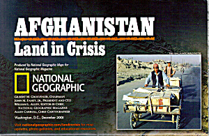 Afghanistan Land In Crisis