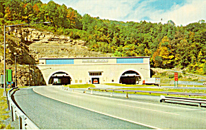 Allegheny Mountain Tunnel Pennsylvania Turnpike P29127