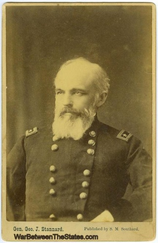 Photograph General George J. Stannard