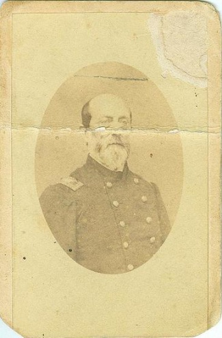 Cdv General George W. Morell
