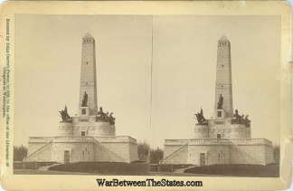 Photographs, National Lincoln Monument, Springfield, Illinois
