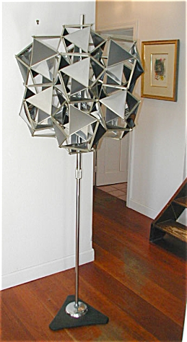 Buckminster Fuller Kinetic Sculpture
