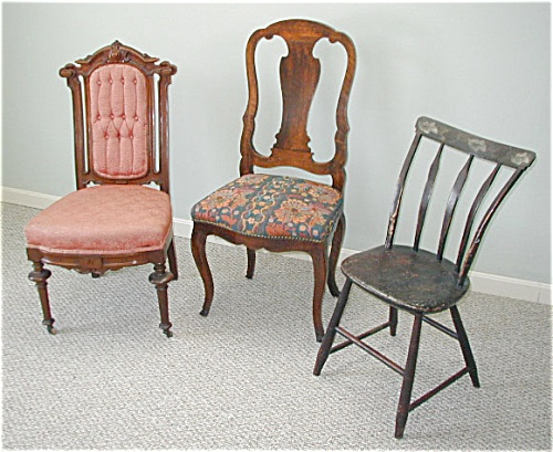 Chair Identification, Appraisal Services